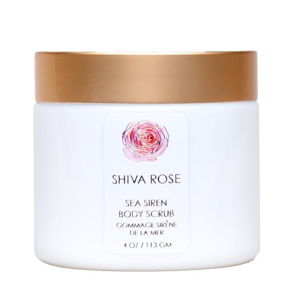 Shiva Rose Sea Siren Body Scrub