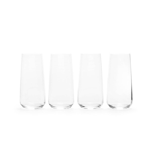Nude Glass  Mirage Long Drink Set of 4