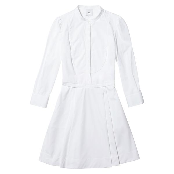 G. Label Jean Poplin Dress