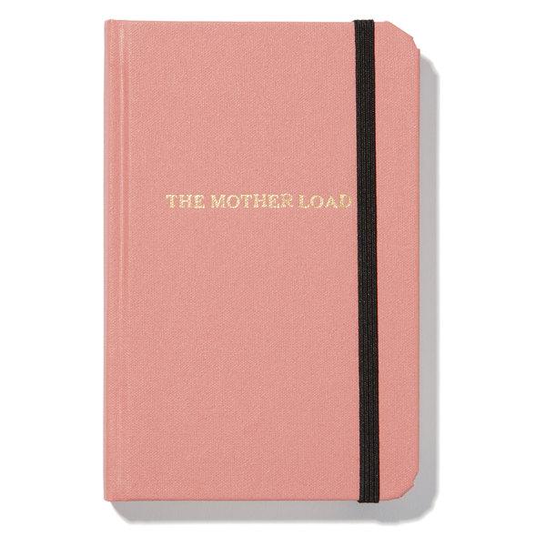 "Shinola ""Mother Load"" Small Hard Linen Journal"