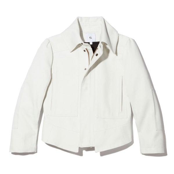 G. Label Heaven Canvas Moto Jacket