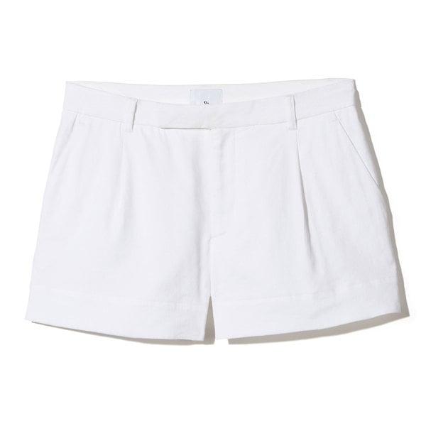 G. Label Iman Linen Shorts