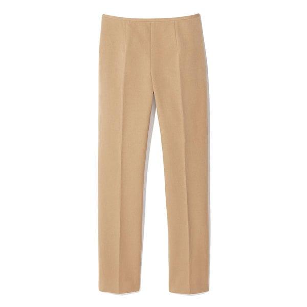 Michael Kors Collection Skinny Side-Zip Pant