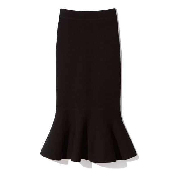 Michael Kors Collection Flounce Skirt