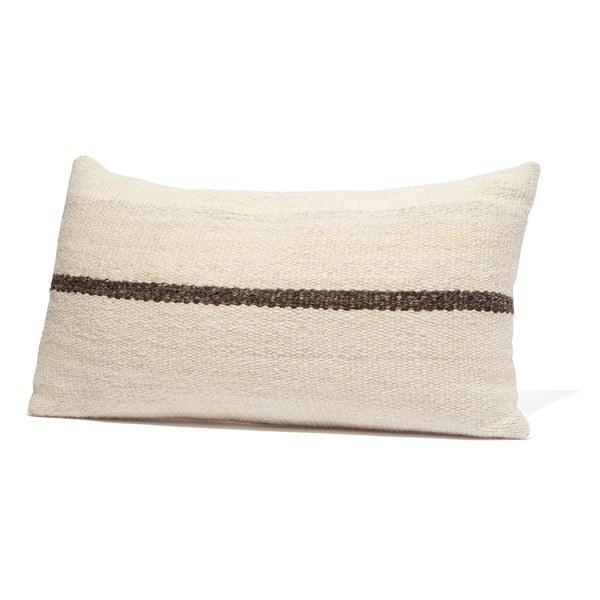 Sien + Co  Campo Handwoven Pillow