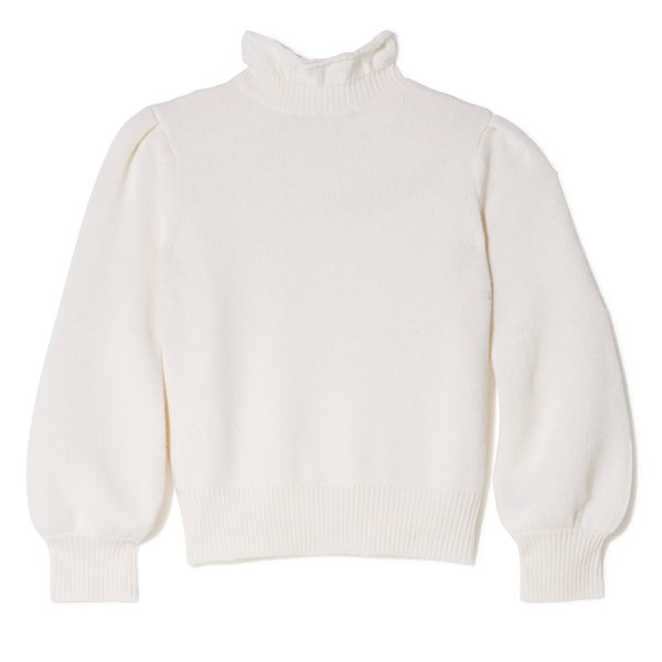 Co Peasant Sleeve Sweater