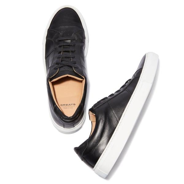 Greats Nero Royale Sneaker