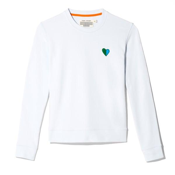 Tory Sport French Terry Sweatshirt