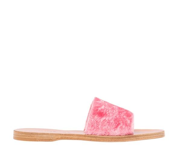 Prada Pink Slides