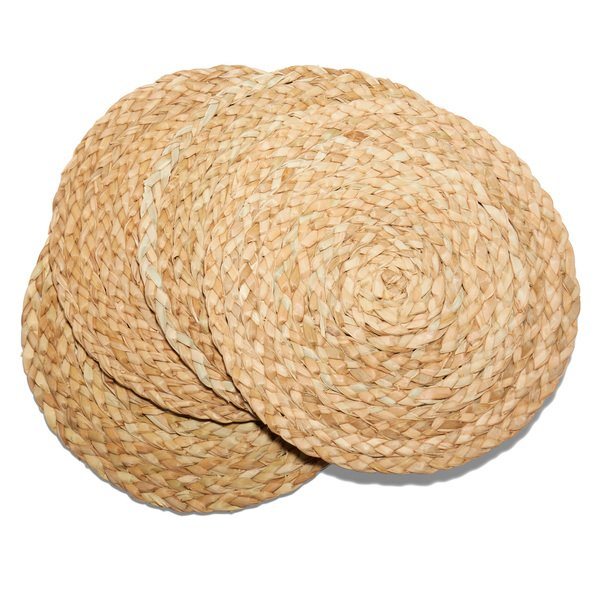 Caravan  Seagrass Braided Placemats, Set of 4