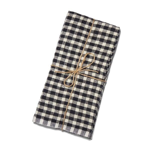 Caravan  Gingham Towels, Set of 2