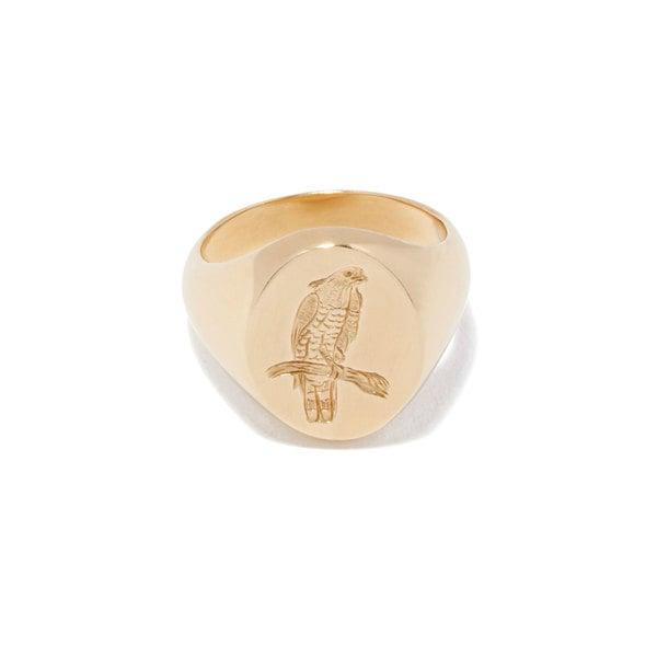Kim Dunham Spirit Animal Ring