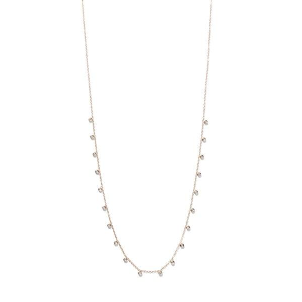 Ariel Gordon Champagne Necklace