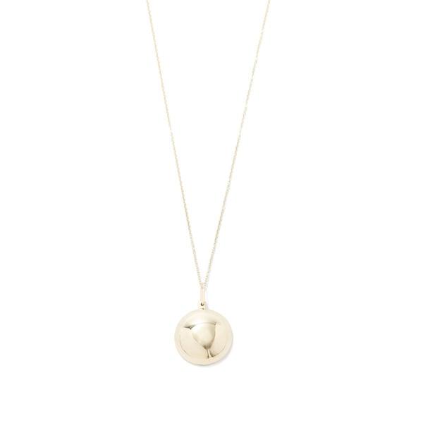 Grace Lee O Locket Necklace