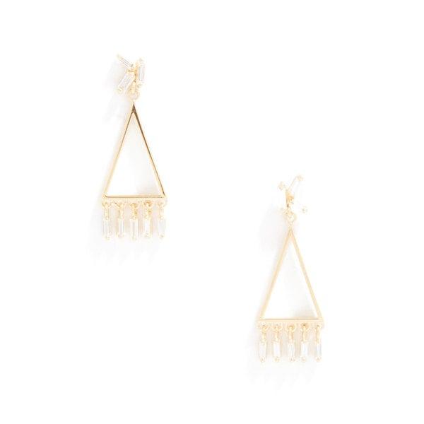Suzanne Kalan Small Chandelier Earrings