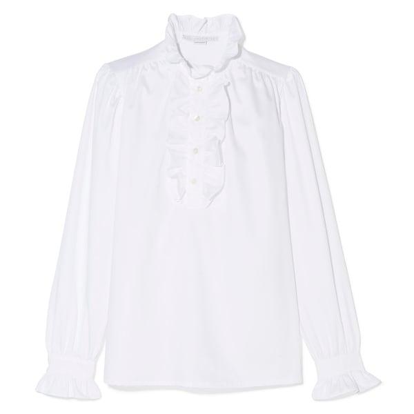 Stella McCartney Ruffle Shirt