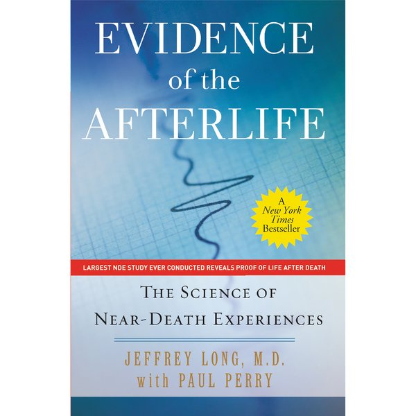 Harper Collins Evidence of the Afterlife