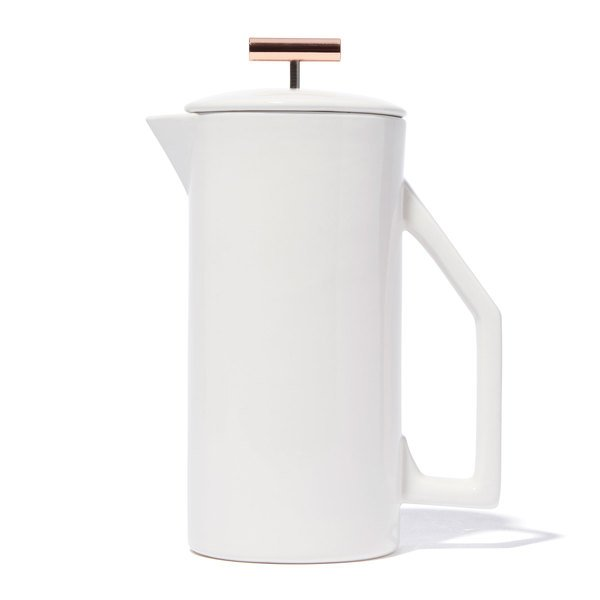 Yield Design  Ceramic French Press, 850 mL