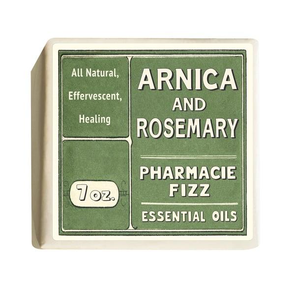 Jane Inc. Pharmacie Fizzie Arnica & Rosemary