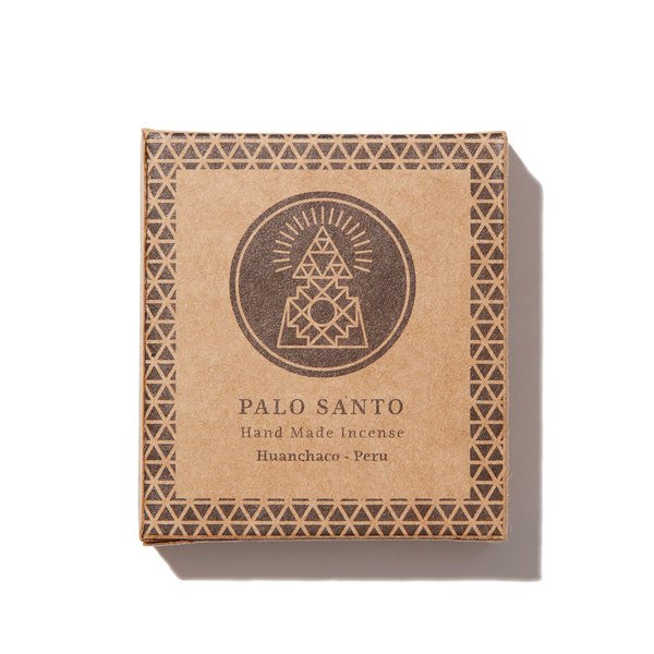 Incausa Palo Santo Wood Hand-Pressed Incense