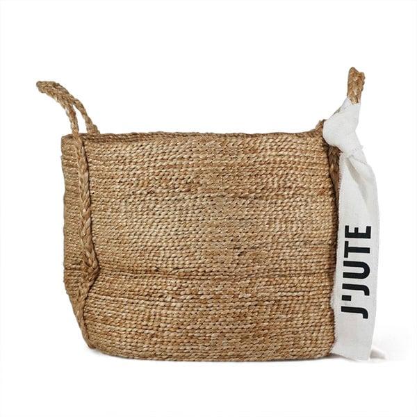 J'Jute Maya Medium Natural Basket