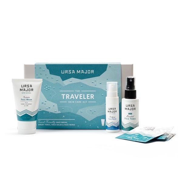 Ursa Major Traveler's Skin Care Kit