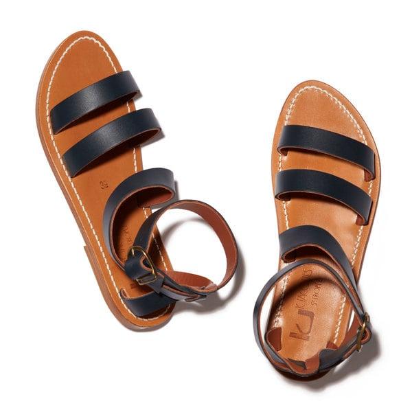 K Jacques Minotaure Sandals