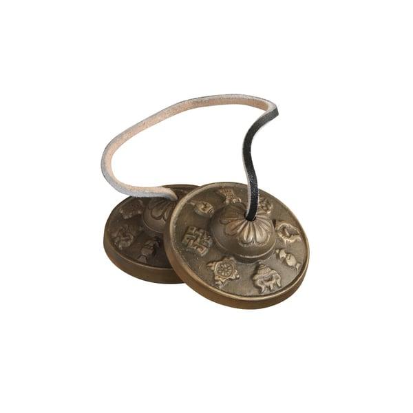 Cultural Elements Tingsha Meditation Cymbals