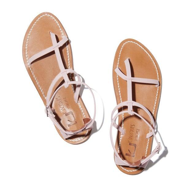 K Jacques Panda PG Sandals