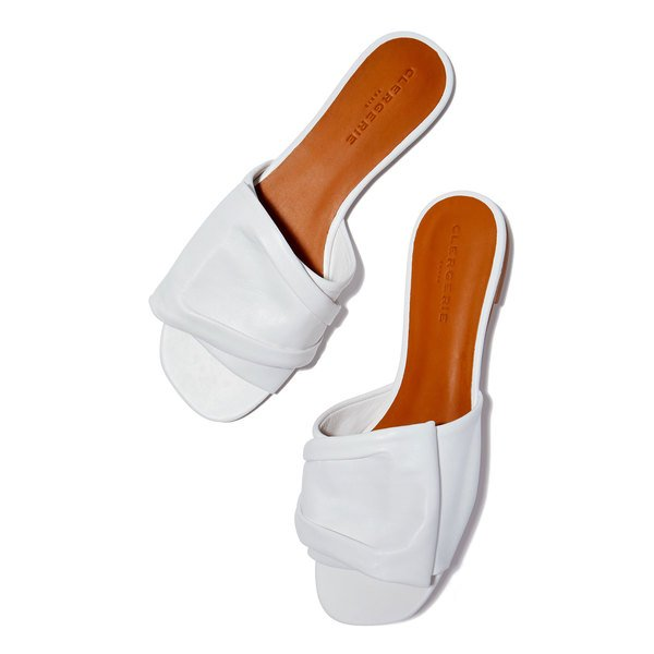 Clergerie Igad Leather Sandals