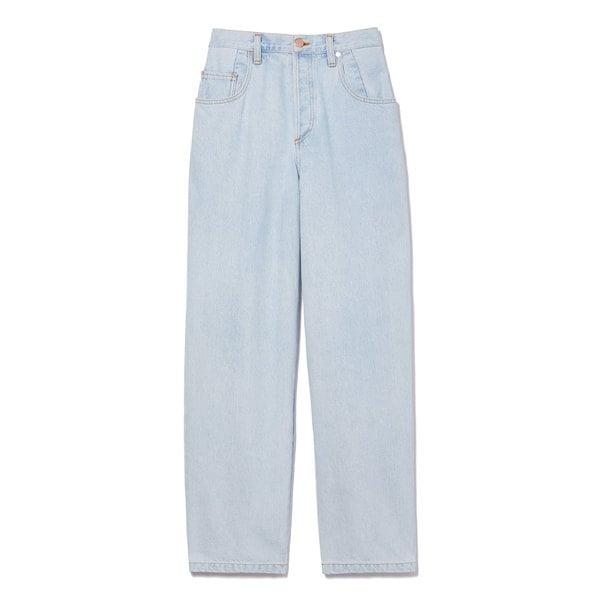 Goldsign The Upsize Wide-Leg Jeans