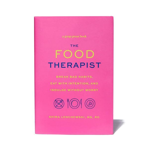 goop Press The Food Therapist, Hardcover