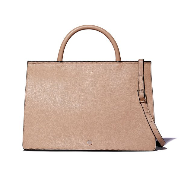 OAD Grand Prism Leather Crossbody Tote