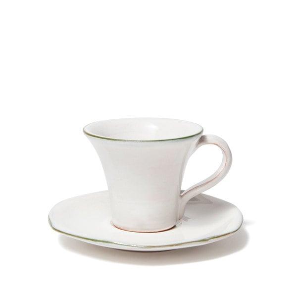 Il Buco Vita  Bevagna Espresso Cup & Saucer