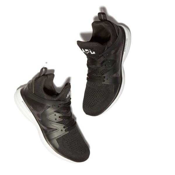 APL Ascend Black & White Sneakers