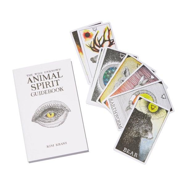 The Wild Unknown The Wild Unknown Animal Spirit Deck and Guidebook