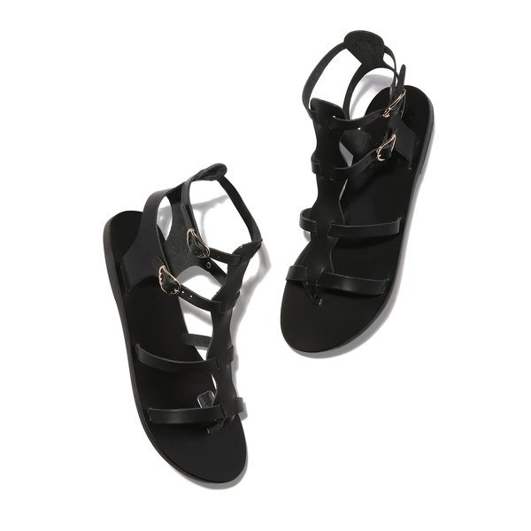 Ancient Greek Sandals Stephanie Leather Sandals