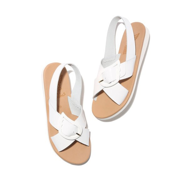 Ancient Greek Sandals Anesi Leather Sandals