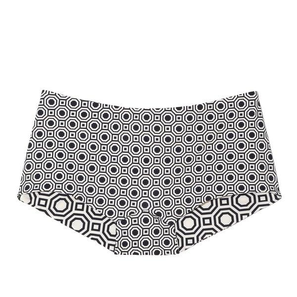 Tory Burch Biarritz Geo Printed Boy-Shorts