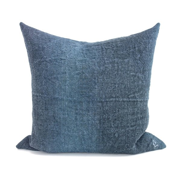 espanyolet goop Embroidered Square Linen Pillow
