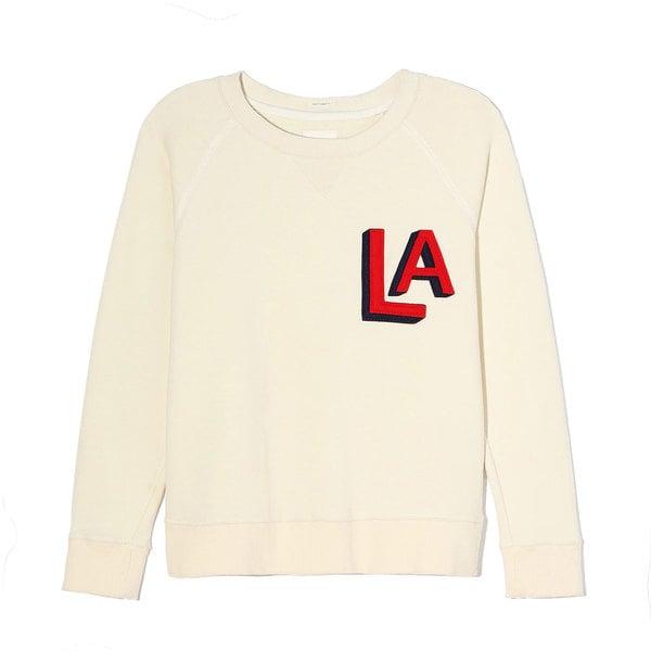 MOTHER The Square LA Sweatshirt