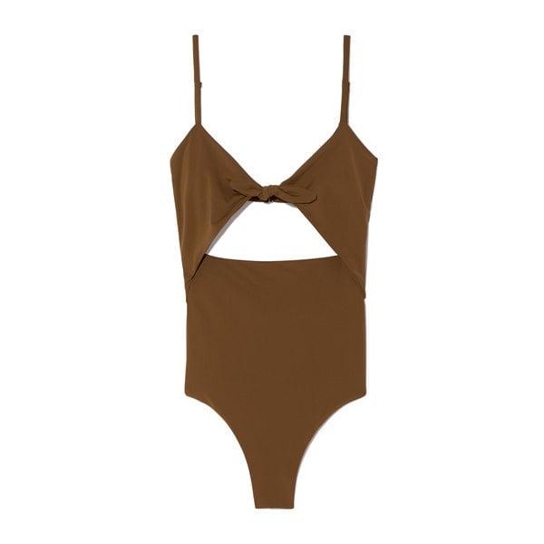 Mara Hoffman Kia Cut-Out Swimsuit