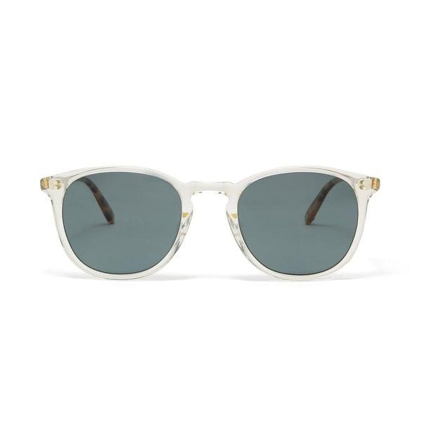 Garrett Leight  Kinney 49 Clear Sunglasses