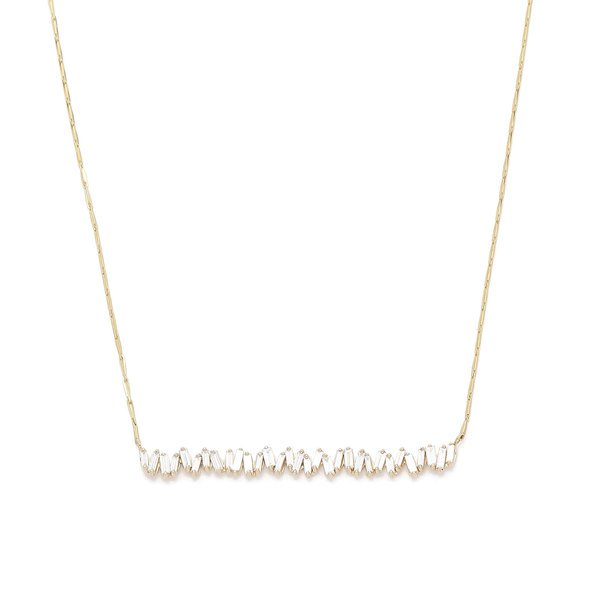 Suzanne Kalan Firework Diamond Necklace