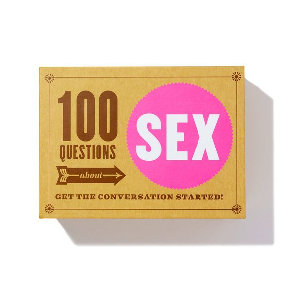 Chronicle Books 100 Questions about SEX