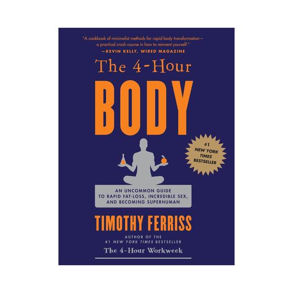 Penguin Random House The 4-Hour Body