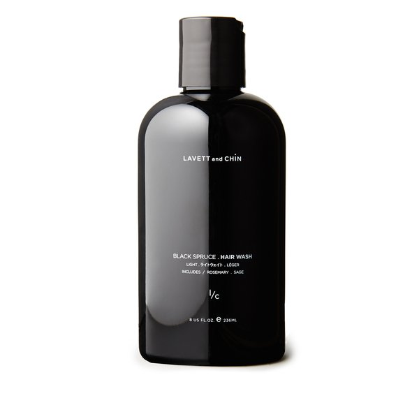 Lavett & Chin Black Spruce Hair Wash