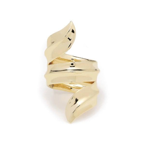 Jennifer Fisher Gold-Plated Palm Ring