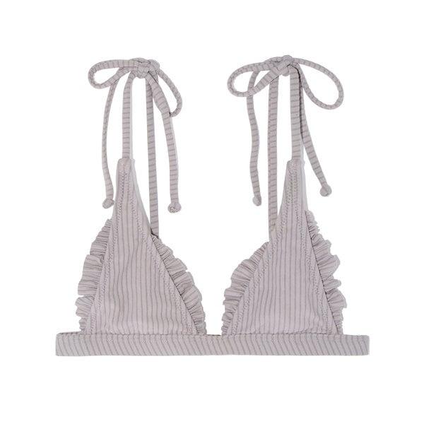 Made by Dawn Traveler Ribbed Bikini Top