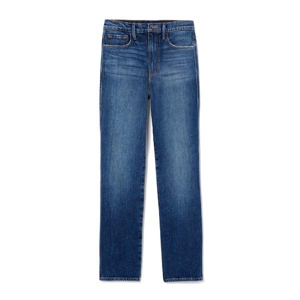 goop x Frame Slender Straight Jeans